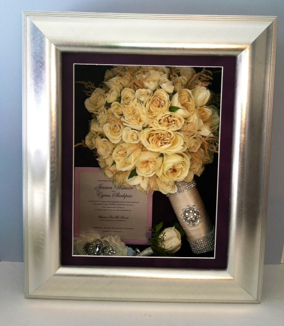 Wedding Gown Preservation Boxes: South Bay Floral Preservation, Cherish Your Wedding